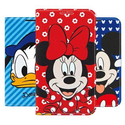 디즈니 정품 미키마우스 프렌즈플립케이스(갤럭시노트4)