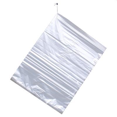 (와인앤쿡)100p 실속형 비닐봉투(흰색-B)