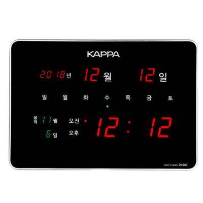 디지털 벽시계 SKD4200 전자벽시계 CH1383285