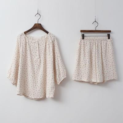 Cherry Pajama Set
