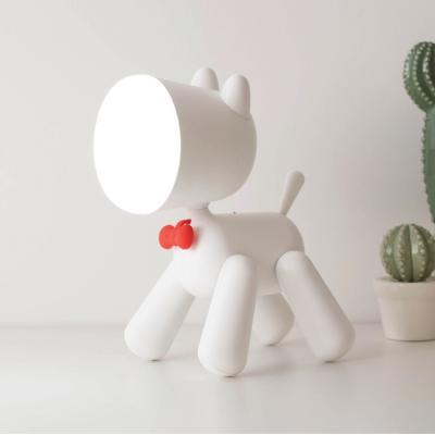 LED 퍼피 램프_화이트