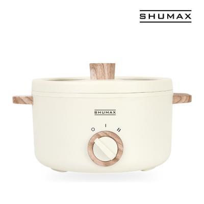 슈맥스 1.5L 세라믹 멀티쿠커 전기냄비 HU-1577lV