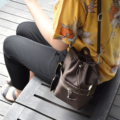 Holiday Bucket Bag