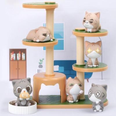 아리랑은 고양이들 내가 주인 피규어시즌2(C1436)