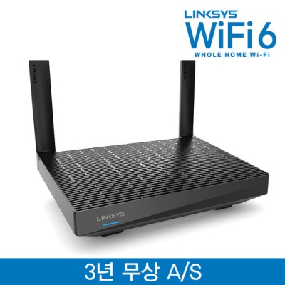 링크시스 듀얼밴드 와이파이6 인터넷 공유기 MR7350