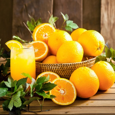 [THE fruit] 상큼한 네이블 오렌지 4kg/20과내외