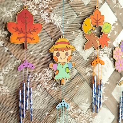 가을 허수아비 풍경만들기 튜브벨