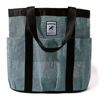 Shore Tote Bag Grey