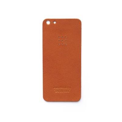 503 아이폰 5/5S 가죽 스킨 (rust)