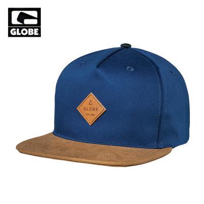 [GLOBE] GLADSTONE SNAPBACK CAP (INDIGO)