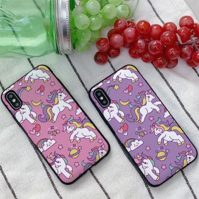 아이폰8 Unicorn 카드케이스