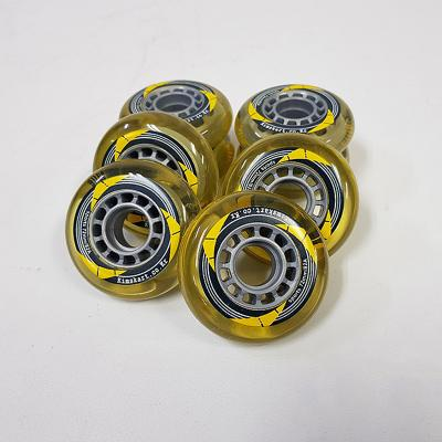 Kimskart 인라인스케이트 바퀴 72mm 8개세트