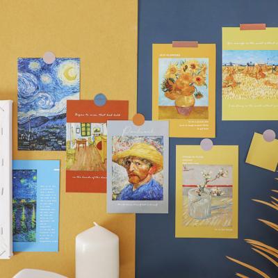러프 명화 포스터카드 15종세트 C빈센트반고흐