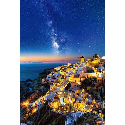 1000피스 직소퍼즐 - 산토리니 밤하늘의 은하수