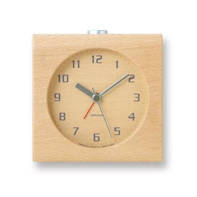 [렘노스] 블록 알람 시계 PA08-30