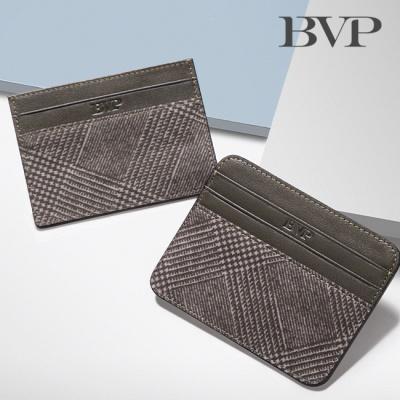 BVP 최고급 천연소가죽 남성 명품카드지갑 M205/M206