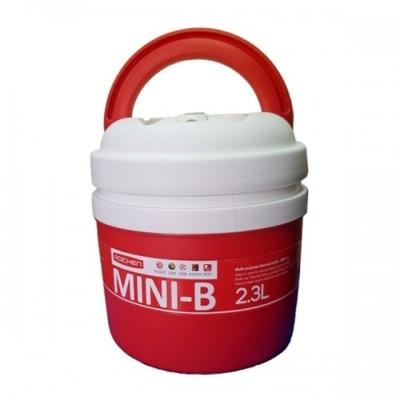 미니비 보온 보냉용기 2.3L 휴대용 보온용기