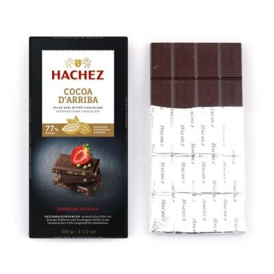 Cocoa D`Arriba Strawberry & Green Pepper