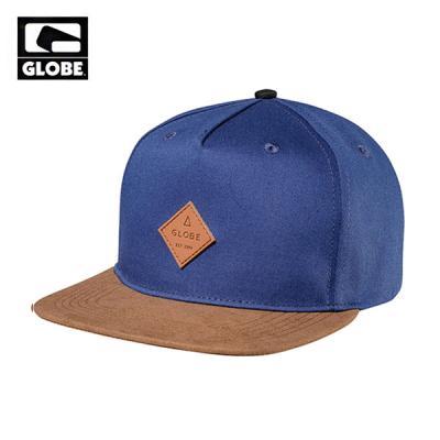 [GLOBE] GLADSTONE SNAPBACK CAP (NAVY)
