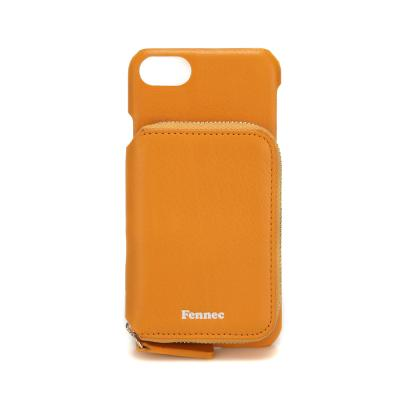 FENNEC iPHONE 7/8 MINI POCKET CASE - MANDARIN