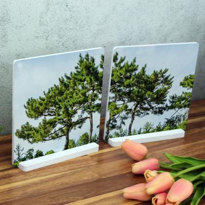 ta583-스탠드액자2P_풍수푸른하늘소나무