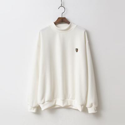 Gimo Half Neck Sweatshirt - 기모안감