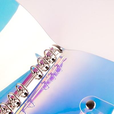 루카랩 홀로그램 다이어리 PVC 커버 아카이브