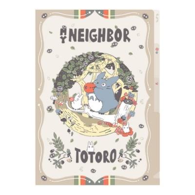 [이웃집 토토로] 레트로 3단클리어파일(중소토토로)