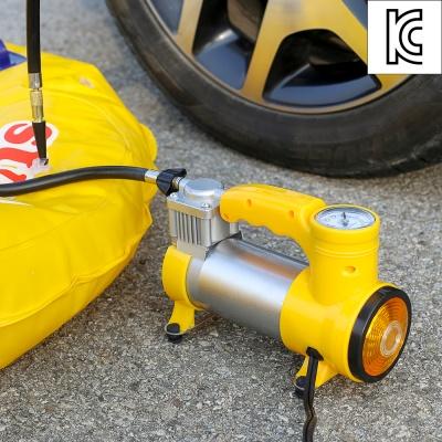 사이클론 LED 차량용 에어컴프레셔 펌프(35L)