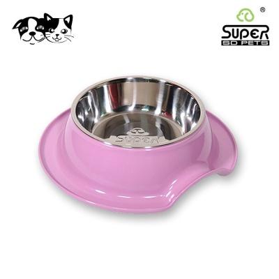 수퍼펫 클린보울 인디핑크 (강아지 고양이겸용)