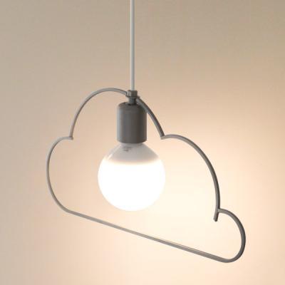 바이빔[LED] 구름1등 펜던트 - 2color