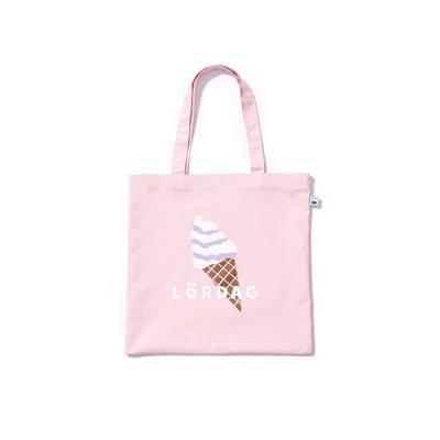 아이스크림 에코백