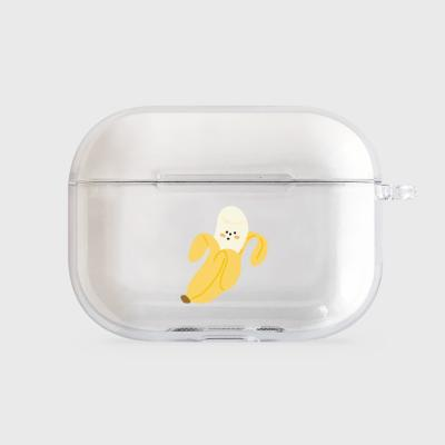 sweet banana [airpods pro clearcase]