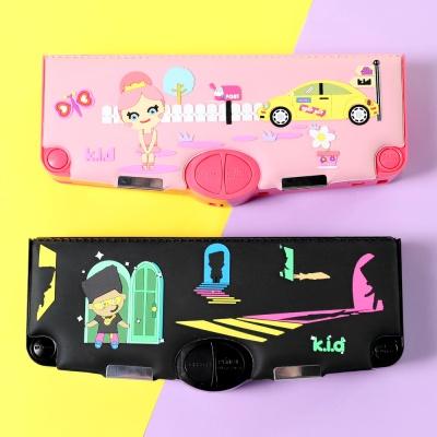 빅키드 초등학생 변신필통 만능필통 로봇필통 시리즈