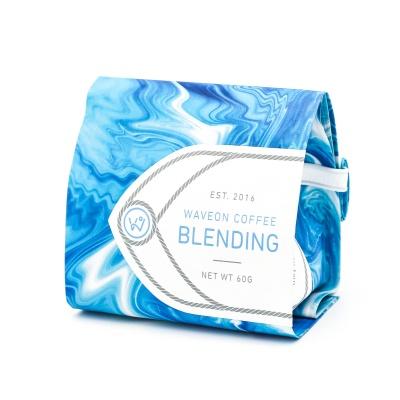 웨이브온 블랜드 원두 커피 60g