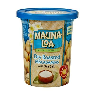 마우나로아 드라이로스티드 마카다미아 Sea Salt 113G
