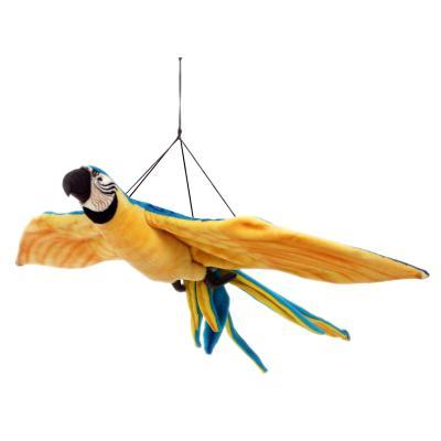3405번 청금강앵무 Flying Blue Yellow Macaw/112*90cm