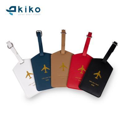 키코 캐리어 여행 소품 이름표 네임택