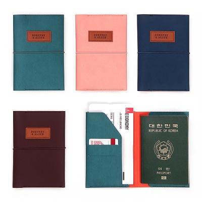 트래블러스 여권케이스