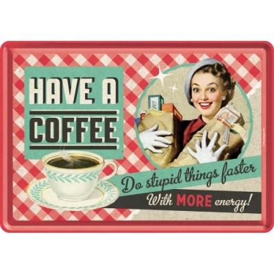 노스텔직아트[10253] Have A Coffee