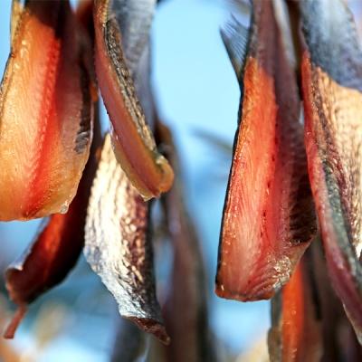 해풍으로 건조한 구룡포 반손질 과메기 꼬리제거 5미