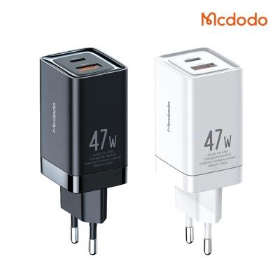 맥도도 GaN PD3.0 PPS 47W 고속 미니 2포트 충전기