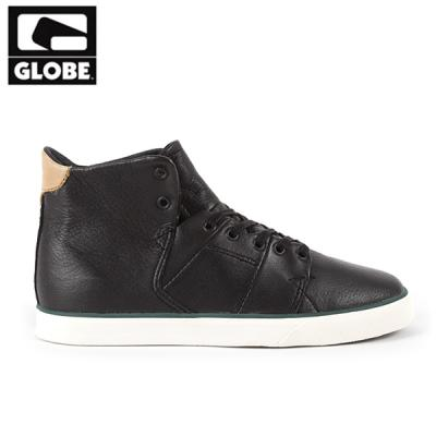 [GLOBE] LOS ANGERED (BLACK FG)