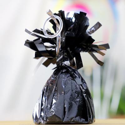 은박 풍선 무게추 (블랙)