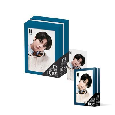 108피스 직소퍼즐 - BTS 정국 (미니)(케이스액자)