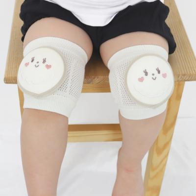 [메르베] 바닐라 유아 소프트 무릎보호대