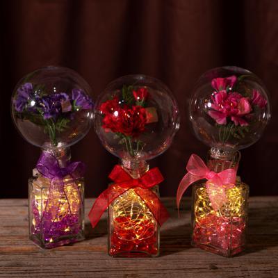 어버이날 꽃풍선 카네이션 부모님선물 무드등