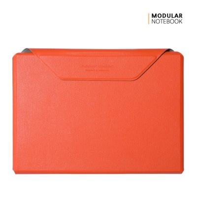 NOTEBOOK ORANGE (모듈러노트북 A4 오렌지)