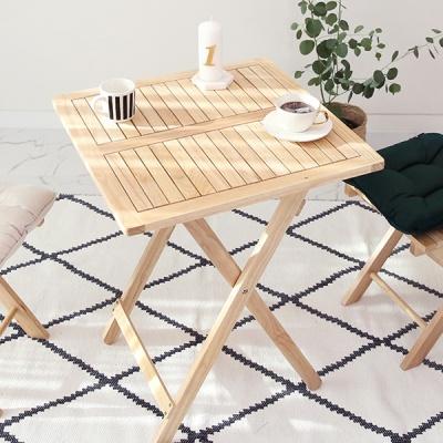 [벤트리]접이식 카페 (폴딩)테이블 basic