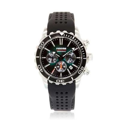 [레노마] 다이버 손목시계(200M방수) 그린 RE-550GN